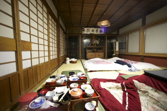 Kumano Kodo Japanese Accommodation Options