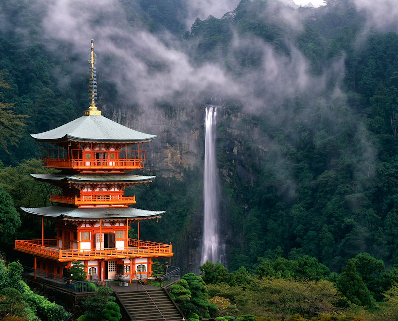 Nachi Waterfall