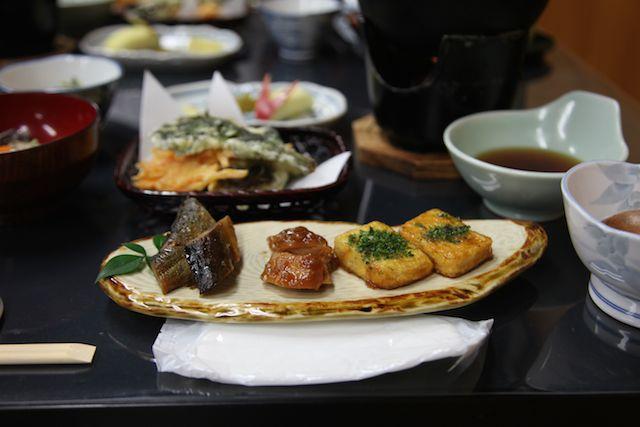 Food Kumano Kodo