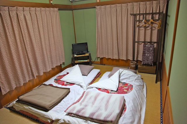 Kumano Kodo Accommodation Minshuku